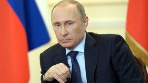 Владимир Путин объяснил причины высокой цены на нефть
