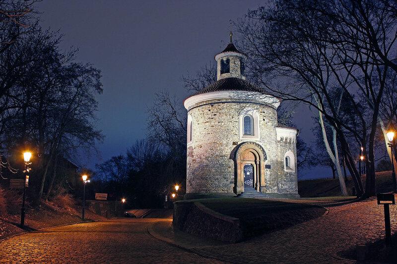 Rotunda svatého Martina na Vyšehradě