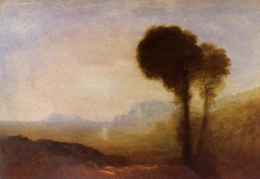 Coast Scene near Naples, 1828.jpg