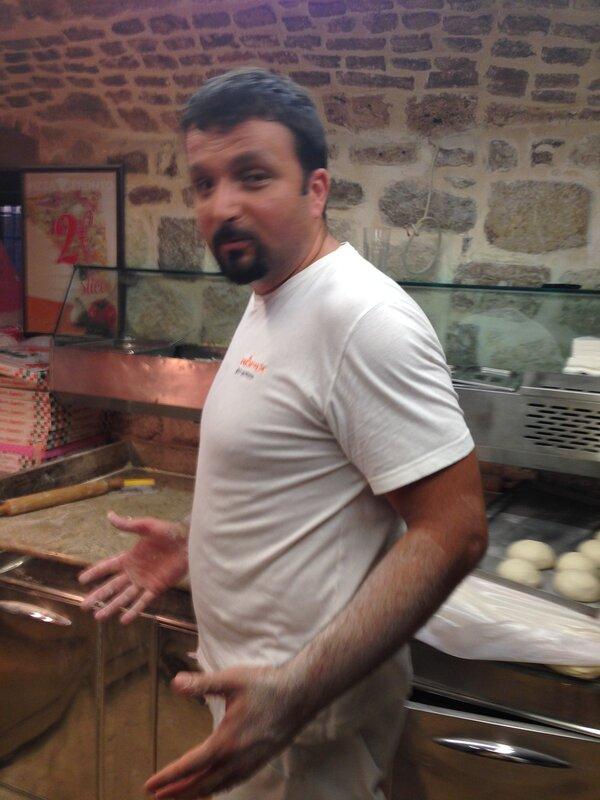 Пиццерия Пронто в Которе