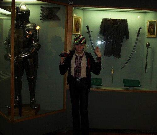 АРИЙ РАдаСлав в Запорожском Краеведческом музее 6