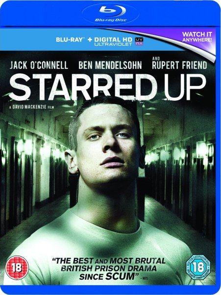 От звонка до звонка / Starred Up (2013) BDRip 720p + HDRip