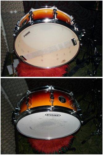 Рабочий барабан Sonor 3007 клён