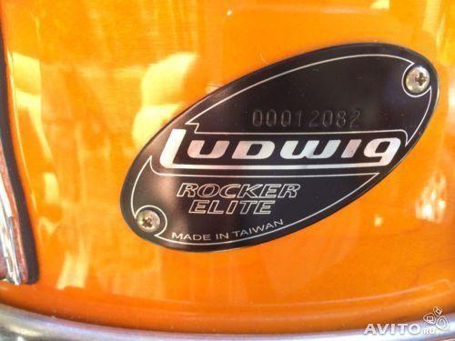 ������ Snare Ludwig Rocker Elite
