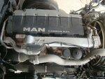Двигатель D2066LF36 10.5 л, 430 л/с на MAN