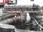 Двигатель dc1104 10.6 л, 380 л/с на SCANIA