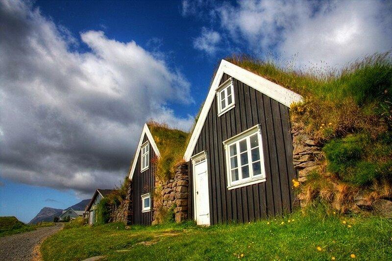Исландия - Скафтафетль. Магическая красота страны льдов