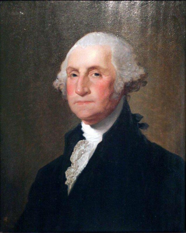 Чем занимался на пенсии Джордж Вашингтон Варил виски.jpg