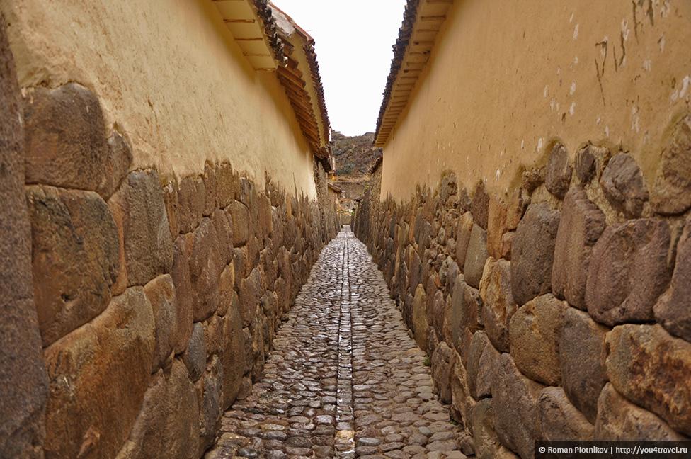 0 16a210 77ab9885 orig Писак и Ольянтайтамбо в Священной долине Инков в Перу