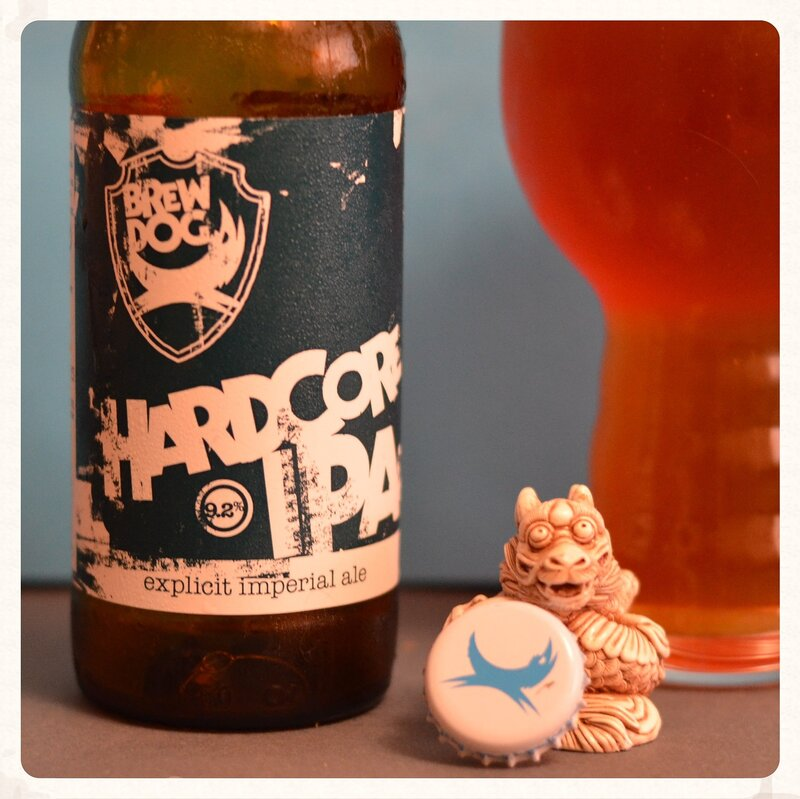 Brew Dog Hardcore IPA