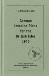 Книга German Invasion Plans for the British Isles 1940