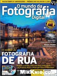 Журнал O Mundo da Fotografia Digital Magazine - Junho 2014