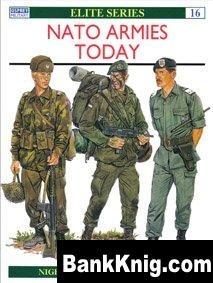 Книга Osprey Elite №16. Nato Armies Today pdf (scan) 27Мб