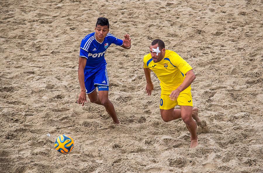 Анапа футбол пляжный