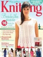 Журнал Knitting №105 August 2012