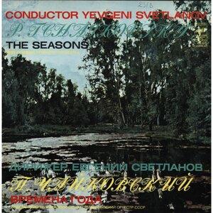 П. Чайковский. Времена года (1975) [С10 05739-40]