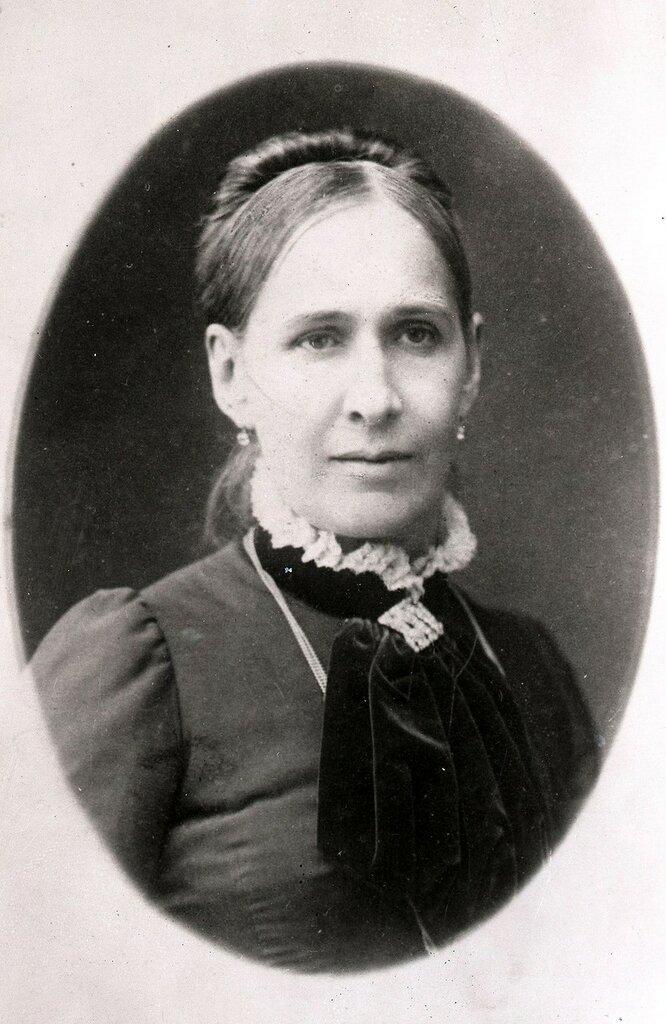 Мать Станиславского, Елизавета Васильевна Алексеева.