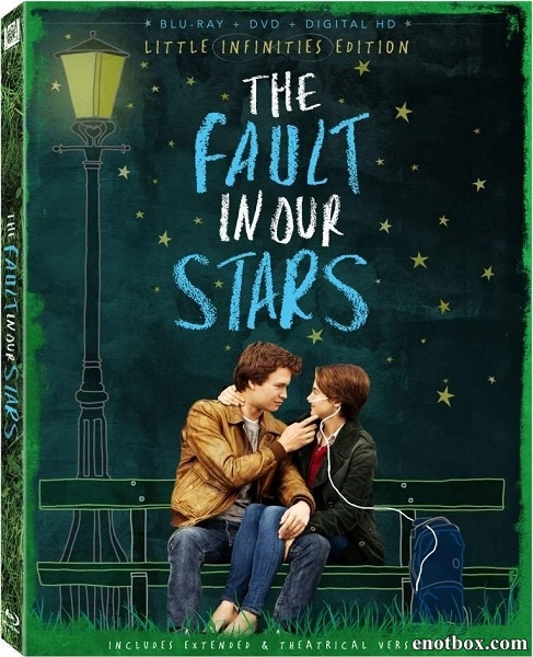 Виноваты звезды / The Fault in Our Stars [EXTENDED] (2014/BDRip/HDRip)