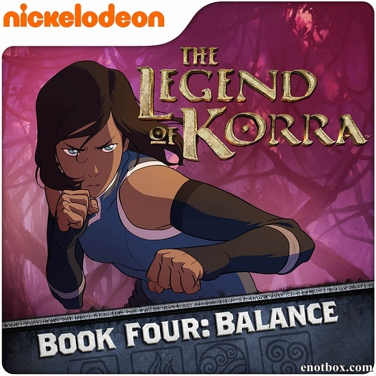 Аватар: Легенда о Корре / The Last Airbender: The Legend of Korra (4 сезон/2014/WEB-DL/WEB-DLRip)
