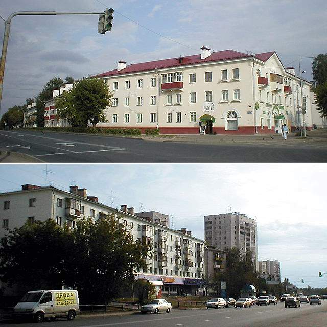 Поселок Дербышки