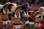 2014 NFL Cheerleaders: Best of Week 8
