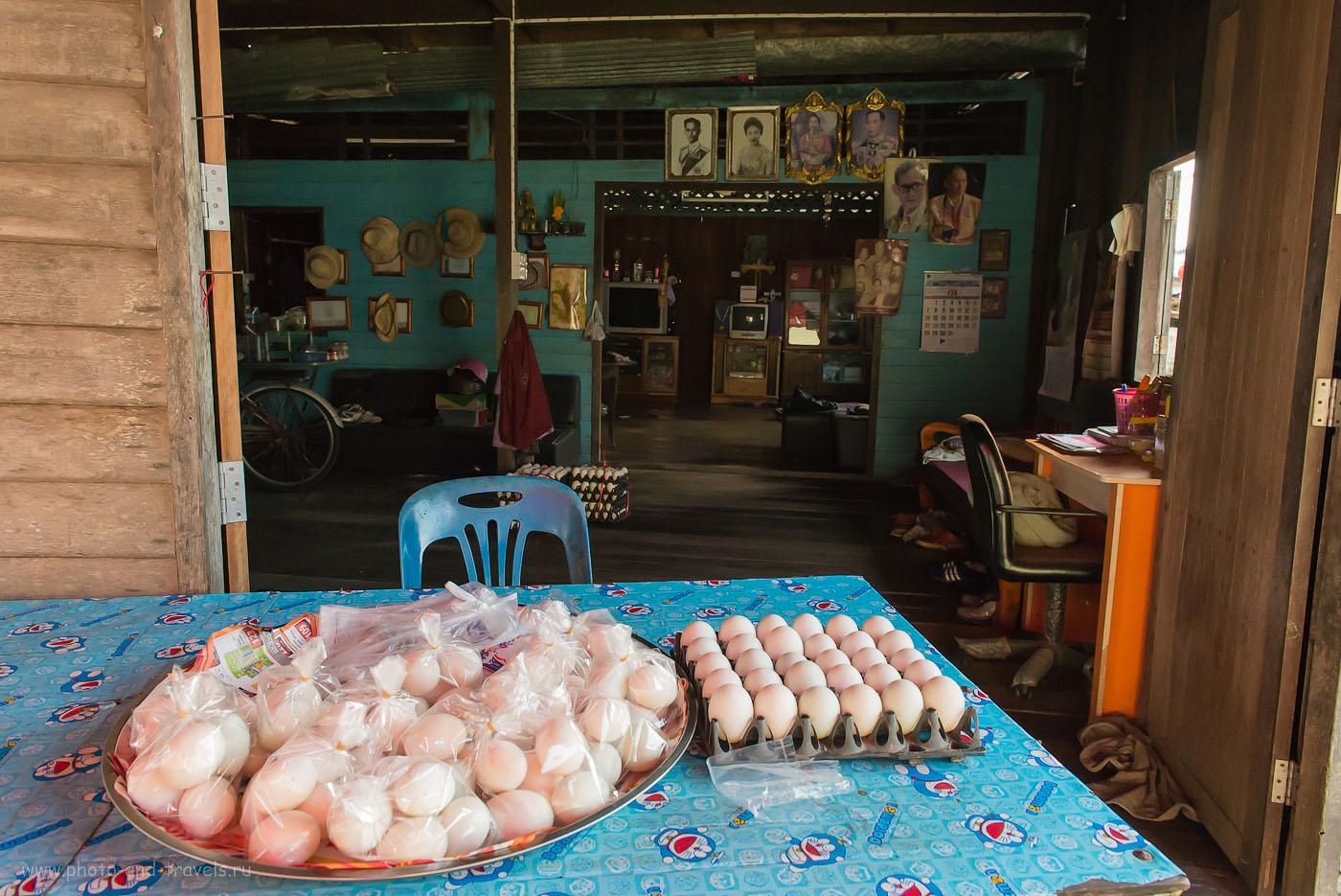 Фотография 10. Тайский быт. Рассказ о путешествии по Таю на машине (3200, 24, 8.0, 1/125)