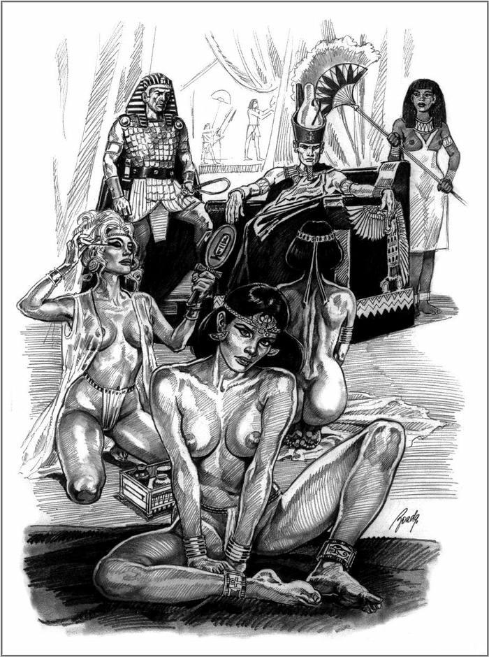 фото секс в древности