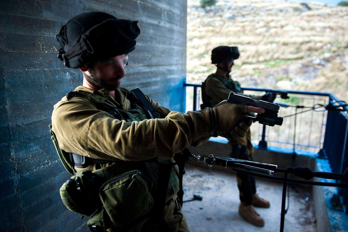 На учебном поле брани: Картинки из жизни бойцов различных спецназов (11)