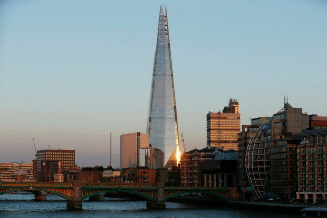 The Shard. Лондон