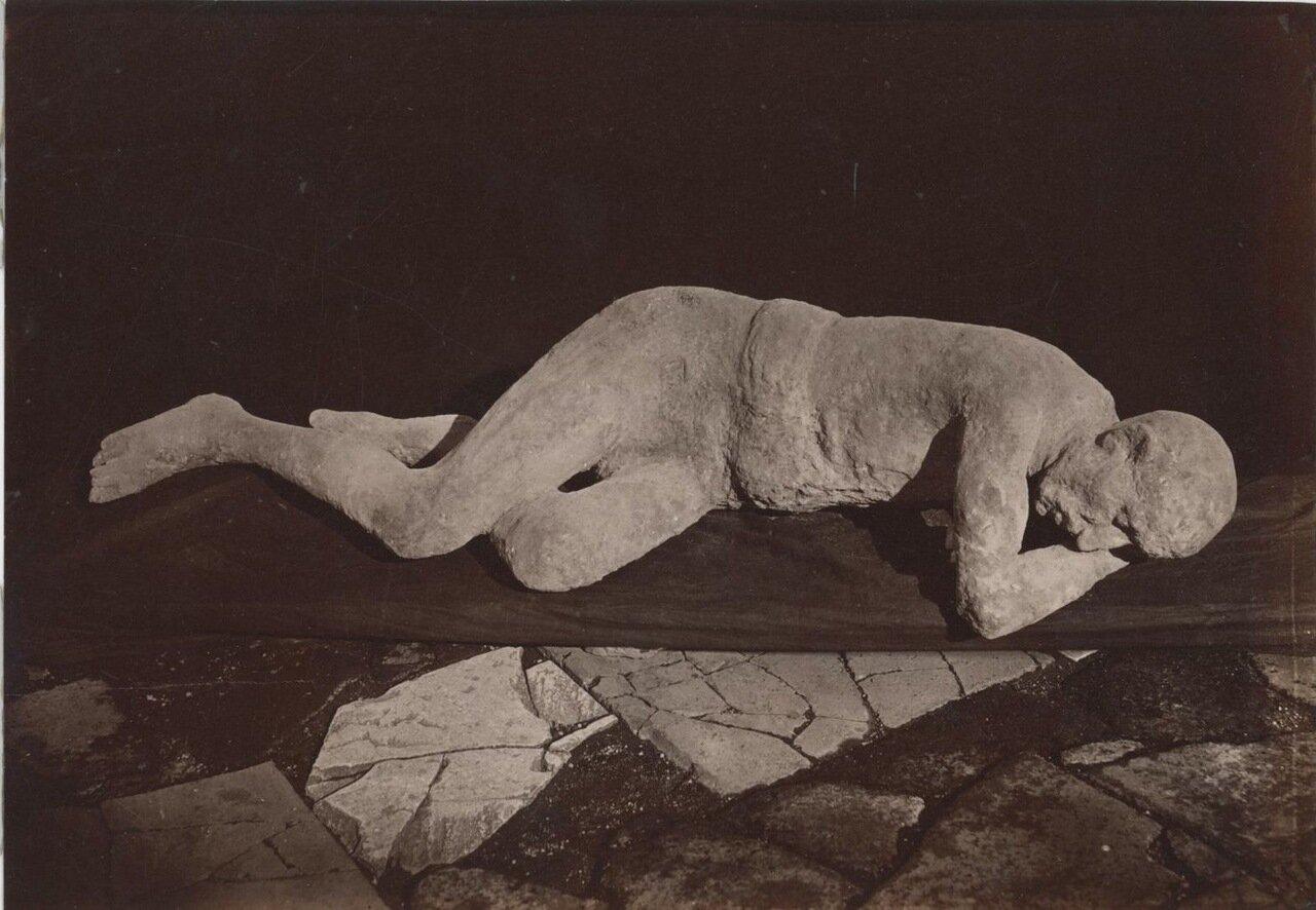 1880. Останки жителя