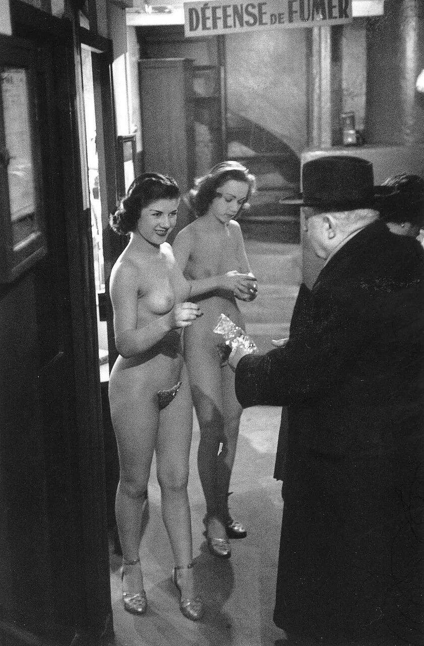 1952. Девушки «Консер-Майоль»