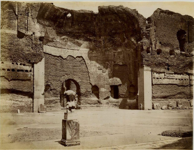 Термы Каракаллы. 1875.