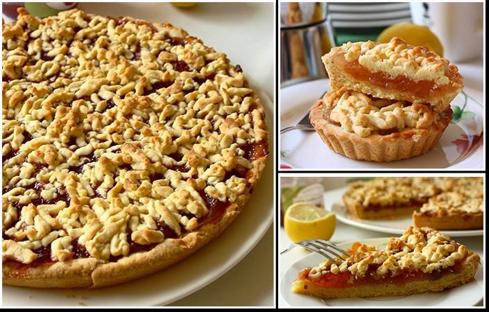 Самый вкусный тертый пирог рецепт