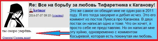 Кетмар, Лукас, Каганов
