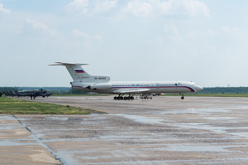 Туполев Ту-154Б-2 (RA-85555) D805812