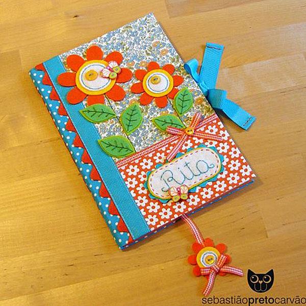 Обложки для личных дневников своими руками 79