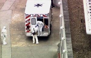 Первый американец, заболевший лихорадкой Эбола
