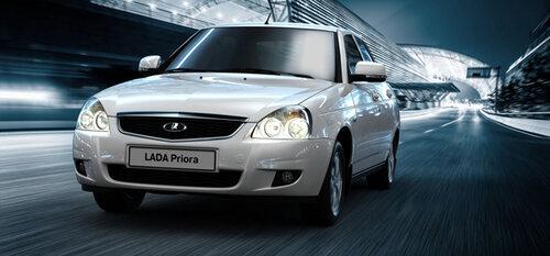 Возможно Lada Priora будет выглядеть как XRAY