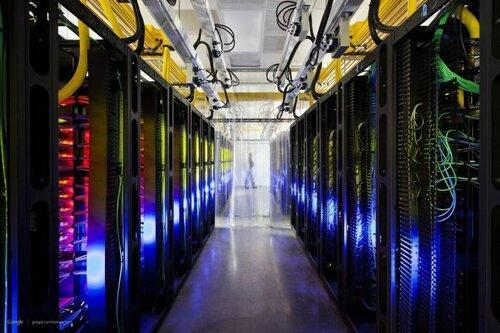 Корпорация Google построит дата-центр в Голландии за шестьсот миллионов долларов