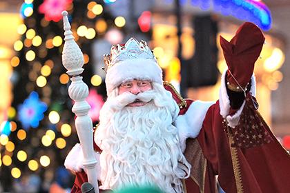 Дед Мороз на новогодние праздники будет в Крыму