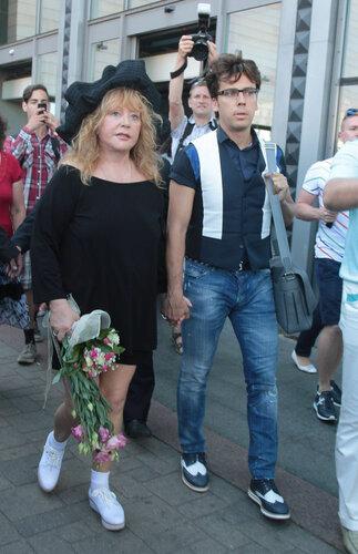 """Алла Пугачева """"Новая волна 2014"""""""