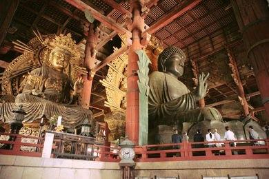 Древние столицы Японии - Киото и Нара