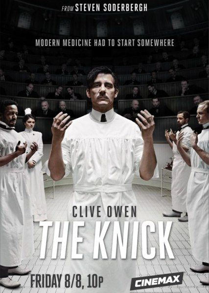 �������� ���������� / The Knick (1 �����/2014/HD�VRip)