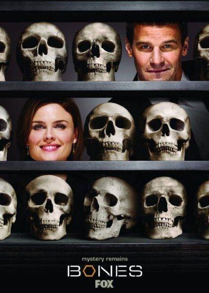 Кости / Bones (10 сезон/2014/WEB-DLRip)