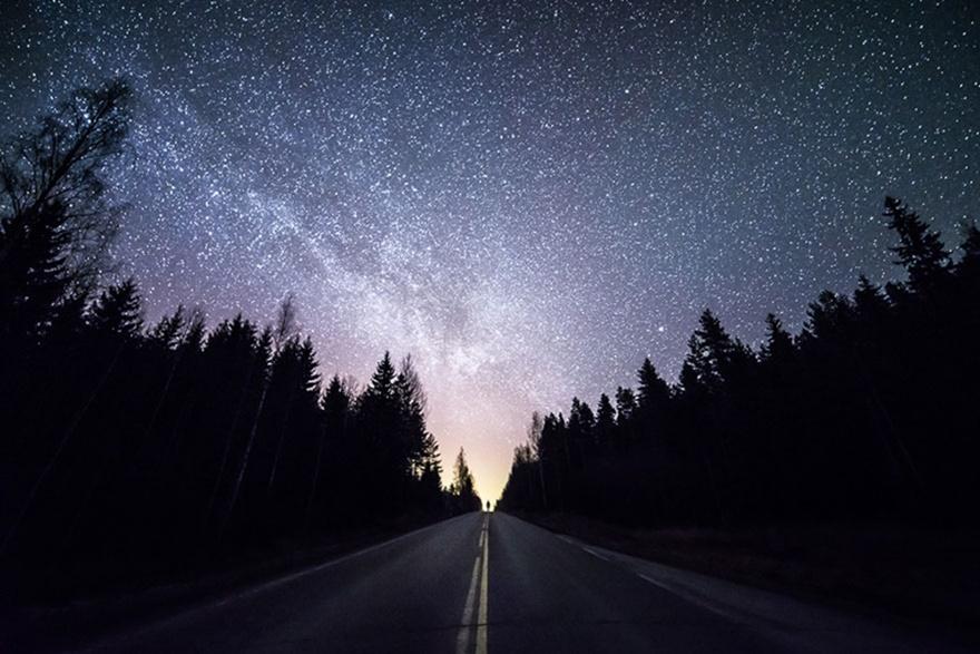 Ночные фотографии неба и звезд родной Финляндии 0 141902 5cdd9730 orig