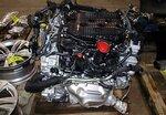 Двигатель VQ37VHR 3.7 л, 333 л/с на INFINITI. Гарантия. Из ЕС.