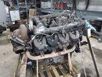 Двигатель dsc 1415 14.2 л, 530 л/с на SCANIA