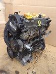 Двигатель Z17DTJ 1.7 л, 110 л/с на OPEL. Гарантия. Из ЕС.