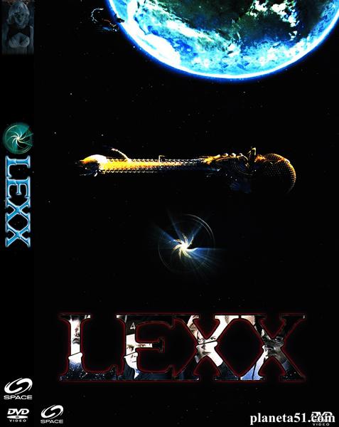 Лексс (1-4 cезоны: 1-61 cерии из 61) / Lexx / 1997-2002 / ПД (AXN Sci-Fi) / DVDRip (AVC)