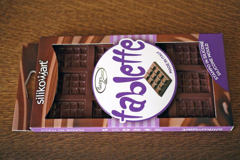 7.10 Молд для шоколадки